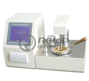Auto Pmcc Flash Point Tester (RTBS3000)