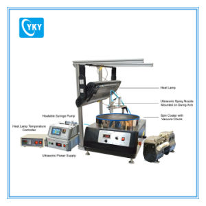 """Ultrasonic Spin-Spray Coater (300-3000 rpm, 12"""" Wafer Max) pictures & photos"""