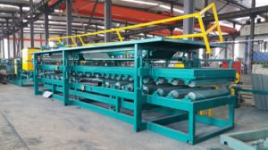 High Quality Sandwich Panel Roll Forming Machine Production Line pictures & photos