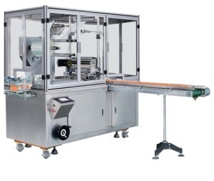 Ts-400 Cellophane Over-Wrapping Machine pictures & photos