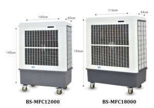 150L 410W Large Power Air Condition Air Cooler for Industry/Garage pictures & photos