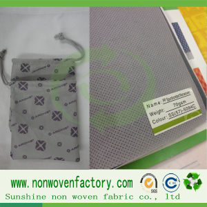 Non Woven Polypropylene Fabric for Bag Making pictures & photos