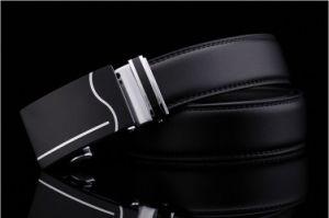 Fashion Belt/ Cow Leather Belt/ Men′s Belt/ Genuine Leather Belt/ Waist Belt (WZDM01)
