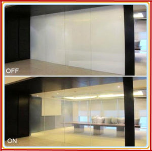 Self Adhesive Dimmable Smart Glass Film pictures & photos
