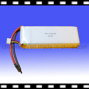 20c Lipo Rechargeable Battery Pack W/ PCM/BMS 11.1V 4000mAh (7843125) 3s1p