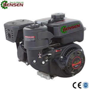 6.5HP 196cc Single Cylinder 4 Stroke Gasoline Engine pictures & photos