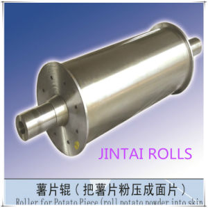 High Quality Alloy Food Rolls for Potato Piece pictures & photos