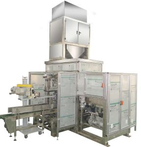 Automatic 25kg Granular Bag Feeding Packing Machine pictures & photos