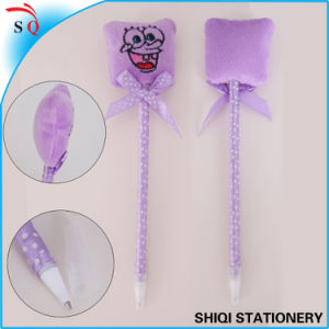 Beautiful Fluffy Ball Pen for Promotion