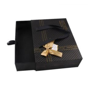 Custom Luxury Cardboard Drawer Packaging Gift Box for Glasses Packing pictures & photos