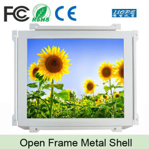 Industry 10 Inch Open Frame LCD Monitor with HDMI VGA S-Video Input pictures & photos