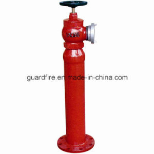 Outdoor Fire Hydrant with Pressure Reducer