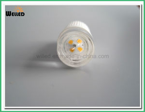 Decorative 2.5W/3W Ceramic PC Dimmable LED G9 Bulb Philip Type pictures & photos