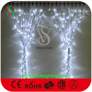 230V Curtain String Light Christmas Decoration pictures & photos
