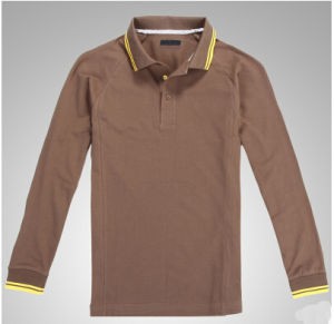 Classic Basic Style Polo T-Shirt for Men