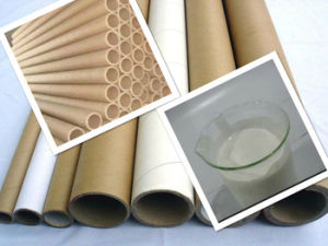 Water Based Paper Tube Adhesive Glue for Paper Core/Paper Tube pictures & photos