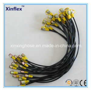 Yellow Fiber Woven for Piezometer Tube pictures & photos
