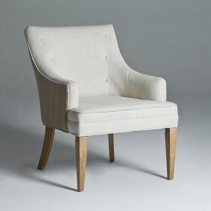 Oak Wood Accent Chair Hotel Chair (GK8019)