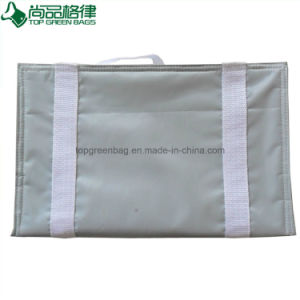 Promotional Wholesale Insulated 70d Polyester Cooler Bag for Frozen Food pictures & photos