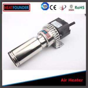 2 Phase 400V 8.5kw 108X316mm Air Heater with Ce Certificate (LE5000) pictures & photos
