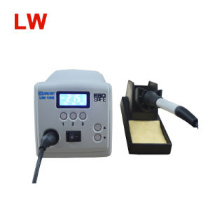 Power 100W Lw100electronic Soldering Station pictures & photos
