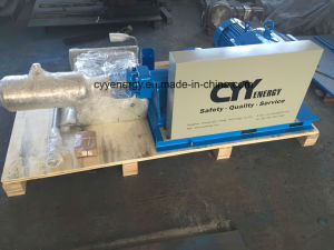 Medium LNG Liquid Oxygen Nitrogen Argon Pressure Piston Pump pictures & photos