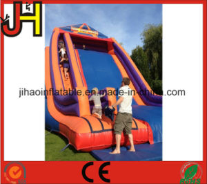 Commercial Inflatable Castle Slide for Outdoor Game pictures & photos