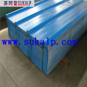 Colored Galvanized Steel Sheet pictures & photos