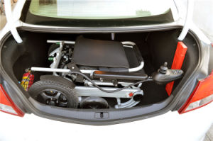 Medical Equipment Super Lightweight Folding Electric Power Wheelchair Prices pictures & photos