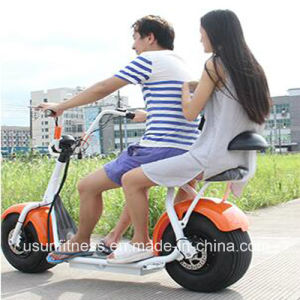2018 New Design Electric Bicycle Harley Electric Motorcycle Scooter City Coco with Ce pictures & photos