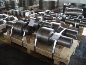 SAE4150 SAE4140 Forged Steel Engine Crankshaft pictures & photos