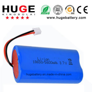 11.1V 5200mAh Huge Reahargeable Li-ion Battery ICR18650 pictures & photos
