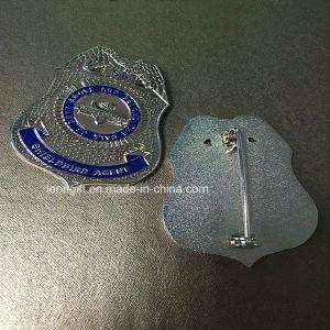 Wholesale Custom Logo Metal Security Badge pictures & photos