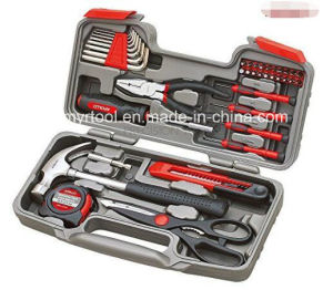 39PCS Professional Home Household Tools Box (FY1439B1) pictures & photos