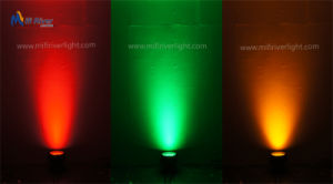 36PCS of 15W 5 in 1 Powerful PAR Light for Stage Using pictures & photos
