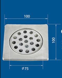 Stainless Steel Drainer, Bathroom Waste Valve, Floor Drainer pictures & photos