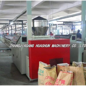 Styrofoam Photo Frame Molding Extrusion Line pictures & photos