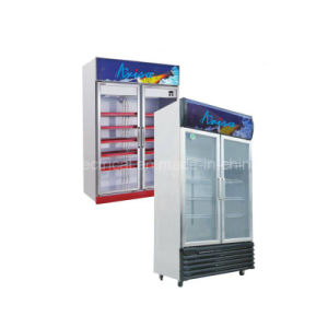 198L~338L High Energy Efficiency Single Door Showcase pictures & photos
