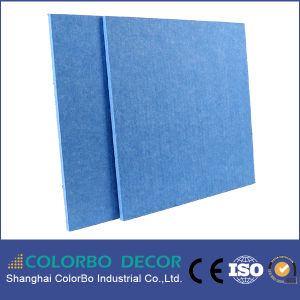 Non-Woven Acoustic Panel/Polyester Tile Board pictures & photos