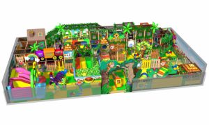 Malaysia Kid′s Zone Indoor Soft Playground Equipment pictures & photos