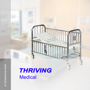 Stainless Steel Semi-Fowler Child Bed pictures & photos