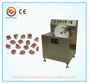 Manual Chocolate Moulding Machine with CE pictures & photos