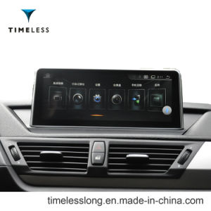 "Andriod Car DVD for Bm X1 E84 (2009-2015) Without Orginalscreen/Supply with Idri10.25"" OSD Style with GPS/WiFi (TIA-219) pictures & photos"