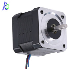 Mini Motor Electric Motor The Hybrid Stepper Linear Motor NEMA 17 pictures & photos