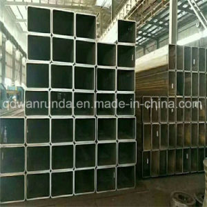 400X400X10mm Square Steel Pipe for Machine Usage pictures & photos