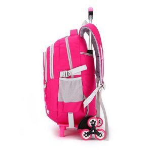 Girl School Backpack Trolley School Bag Bookbag pictures & photos
