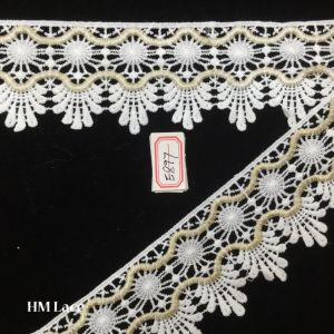 7cm Floral Trimming Lace for Wedding Candle, LED Candles, Vanilla Candle, Candle with Timer Accessories Hme897 pictures & photos