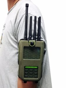 New Handheld Wi-Fi Bluetooth Signal Jammer Blocker/2g 3G 4G Cellular Phone Jammer pictures & photos