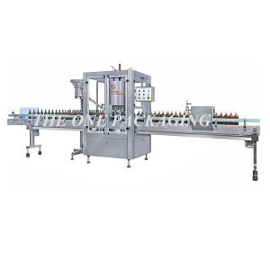High Speed Automatic Rotary Metal Aluminium Capping Machine pictures & photos