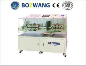 Bozwang Computerized Cutting and Stripping Machine for 240mm2 Cable pictures & photos